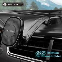 Jellico-soporte magnético Universal para teléfono móvil de coche, base para ventilación de aire, GPS, para iPhone 12, 11, X, Samsung y Xiaomi