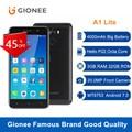 Смартфон Gionee A1 Lite, 4G LTE, Восьмиядерный, 3 + 32 ГБ, фронтальная камера 20 МП, Android 7,0, MT6753, 4000 мА · ч, 5,3 дюйма, сканер отпечатка пальца