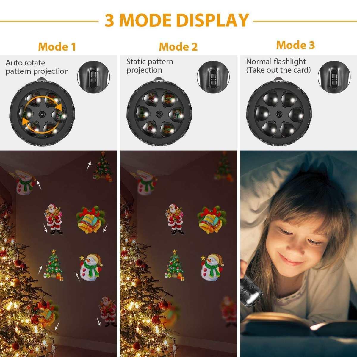 12 Pattern Stage-Light Lamp Disco-Light Laser-Projector Atmostphere Light Landscape Laser Holiday Lamp Laser-Projector-Lamps