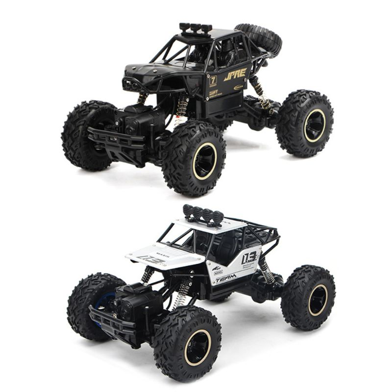 1:16 4WD Monster Truck Off-Road Vehicle Remote Control Buggy Crawler Car Remote Control Car Radio-controlled Machine RC Car