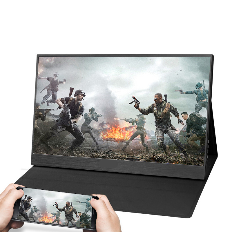 2019 New Product 15.6 inch Screen Gaming Laptop 4k Portable Monitor Ultra Slim Touch Screen PC Monitor image