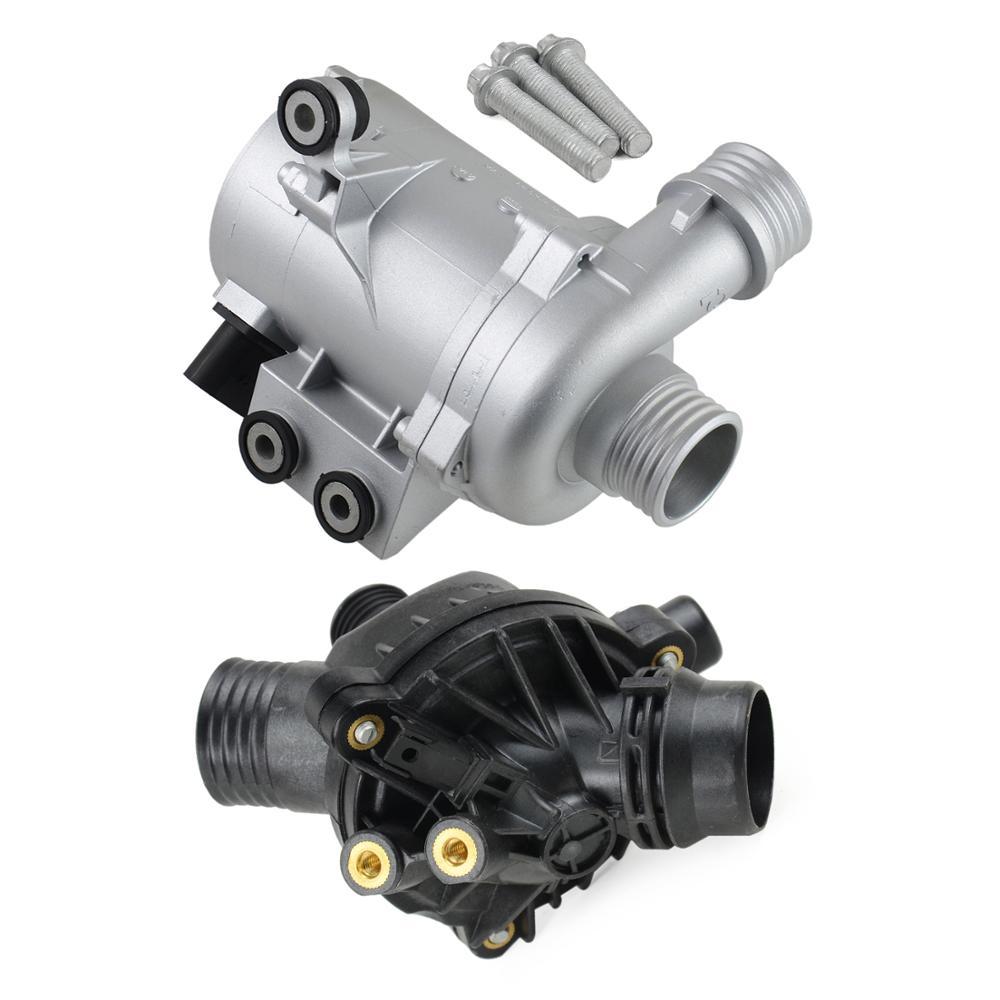 Electric Water Pump Thermostat For BMW E82 E85 E87 E89 11517586925