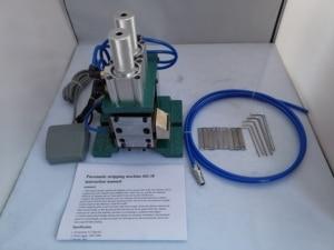 Image 5 - 3F vertical stripping machine, pneumatic stripping machine, sheathed wire multi strand wire stripping machine