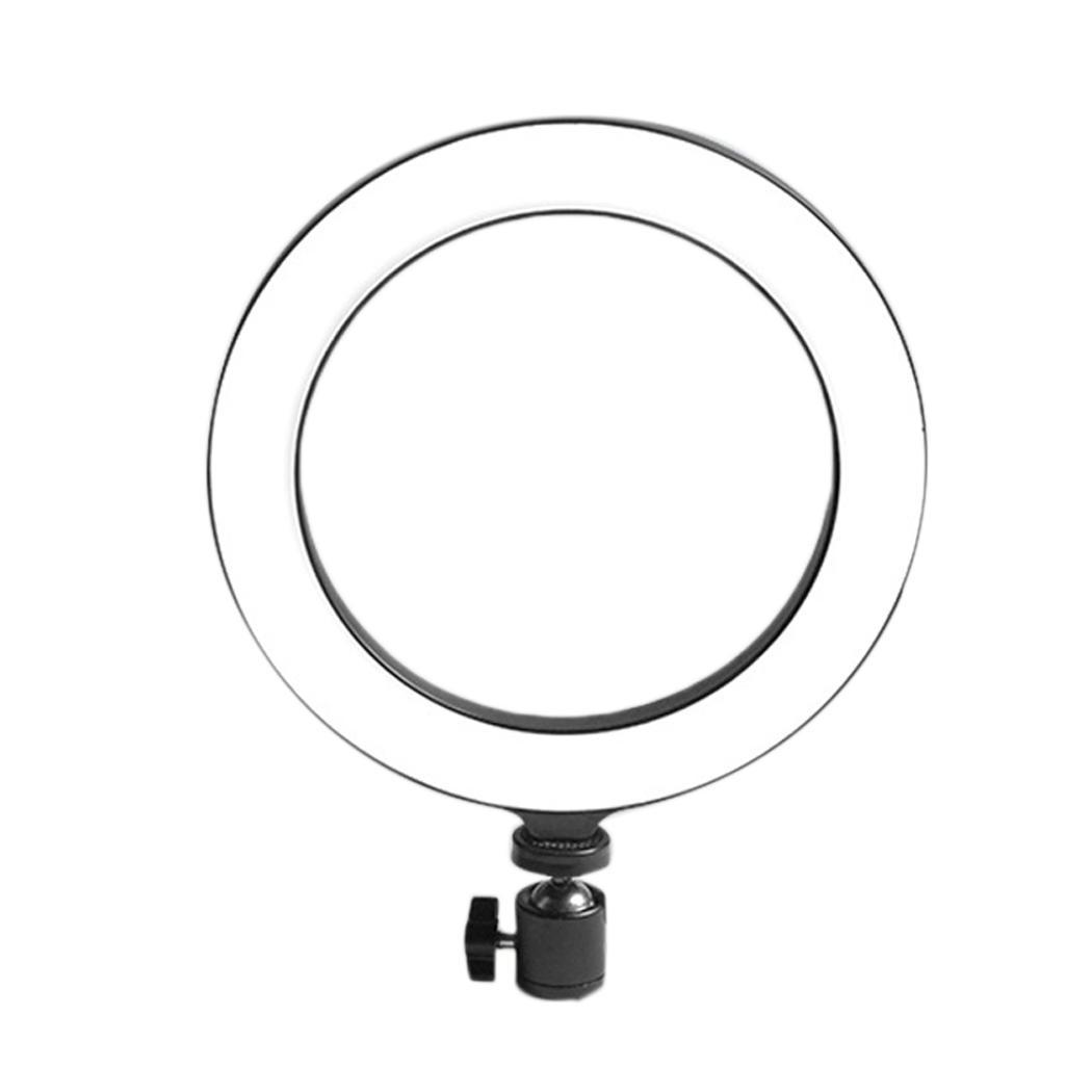 LED Mobile Phone Self-Timer Fill Light Ring Shape Photo Light