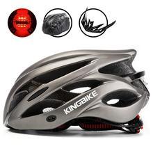 hombre Helmet KINGBIKE Ultralight