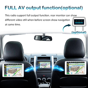 Image 2 - Android 9.0 4 core/8 core IPS screen DSP 2 DIN Car GPS For opel Vauxhall Astra H G J Vectra Antara Zafira Corsa DVD PLAYER