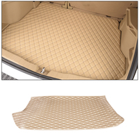 Car Accessories Cargo Liner Mat Trunk For Nissan March Custom 2010~2018|  -