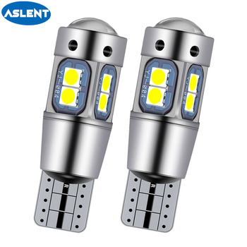 10x newest t10 194 168 w5w 6smd 5730 car led silicone shell auto dome parking lights car side wedge light lamp bulb car styling ASLENT 2PCS T10 W5W High Quality LED Car Turn Side Light Marker Lamp 501 168 192 LED Auto Wedge Parking Bulb Car Styling Light