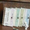 Спираль A6 Дневник  ПВХ Обложка  свободные листья  ноутбук сетка  точка назад в школу  школьные принадлежности  студенческие письма  офисный с...