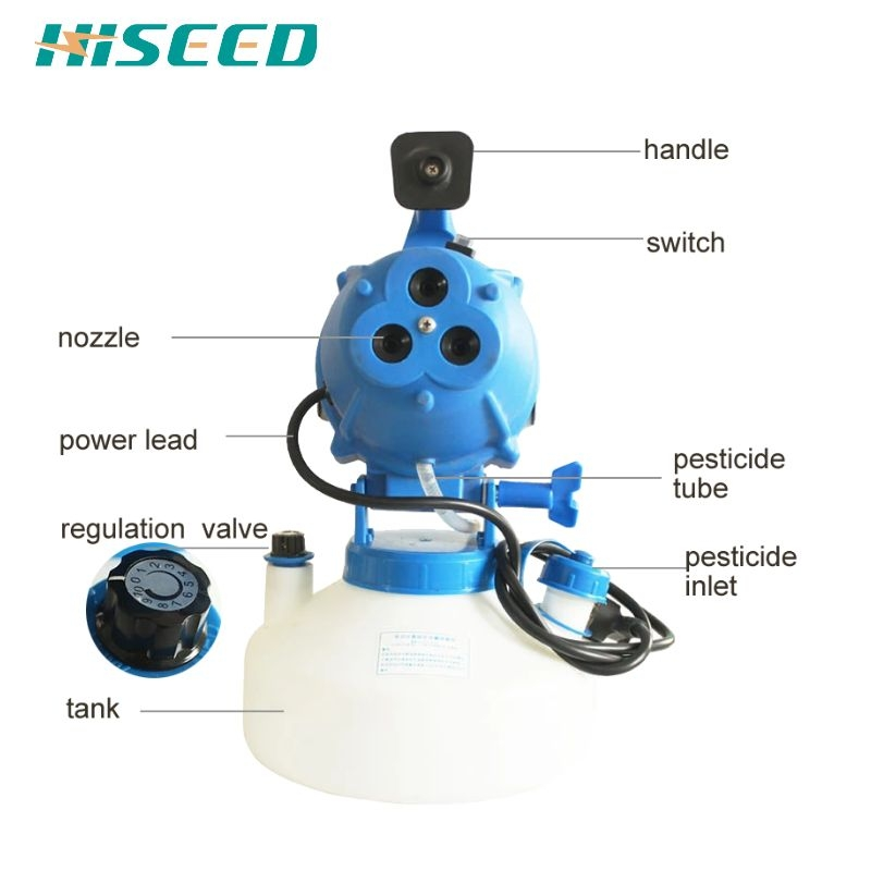 With CE 2020 Top-selling Anti Covid-19 Virus Electric ULV Areosol For Disinfection Insect Mosquito Cold Sprayer