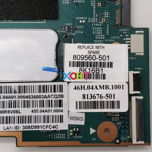 Image 4 - עבור HP Pavilion X360 11 11 K 11T K000 סדרת 809560 501 809560 001 UMA M 5Y10C 4GB מחשב נייד האם נבדק & עבודה מושלמת