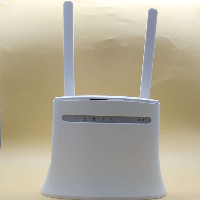 ZTE 4G Router MF283 MF283u With Antenna 4g LTE Router Router Wireless Wi-Fi Router Hotspot Wireless Gateway 4g Wifi Router