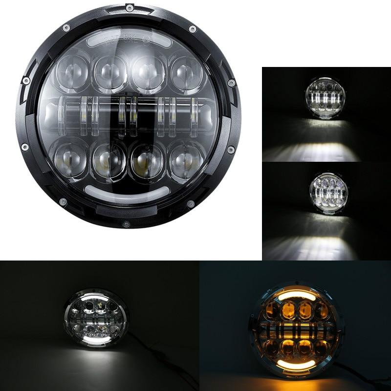 7inch LED Headlight (5)200K