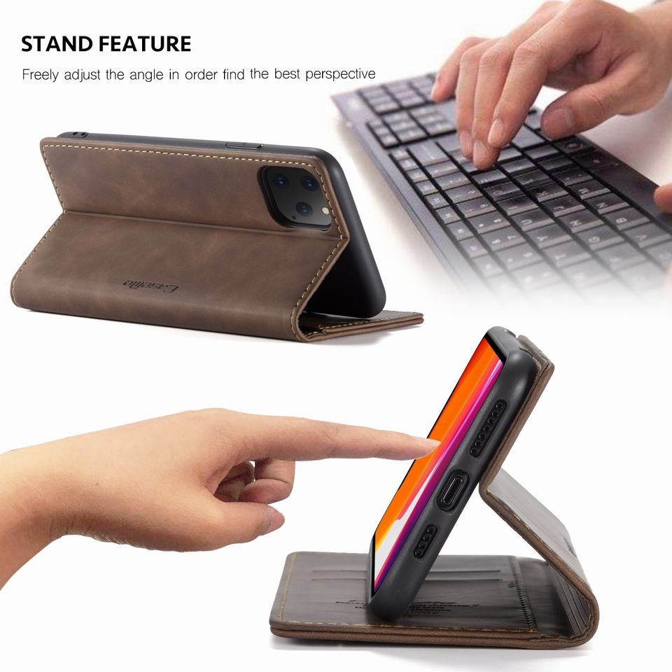 Leather Case for iPhone 11/11 Pro/11 Pro Max 5