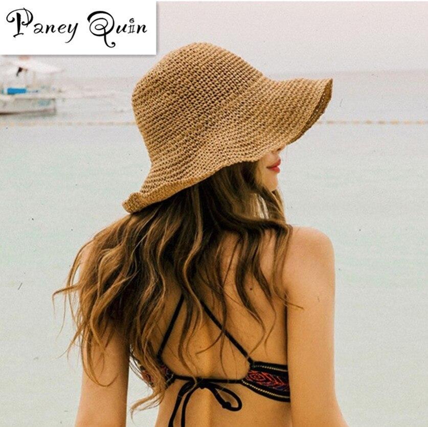 femmes-ete-chapeaux-soleil-plage-panama-chapeau-de-paille-large-vague-bord-plie-en-plein-air-casquettes-loisirs-vacances-raphia-casquette-visieres-chapeau
