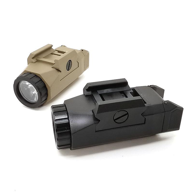 Tactical Hunting Weapon light Pistol Gun Light Compact APL Flashlight fit AR 15 AK 47 74 Glock 17 19 18C