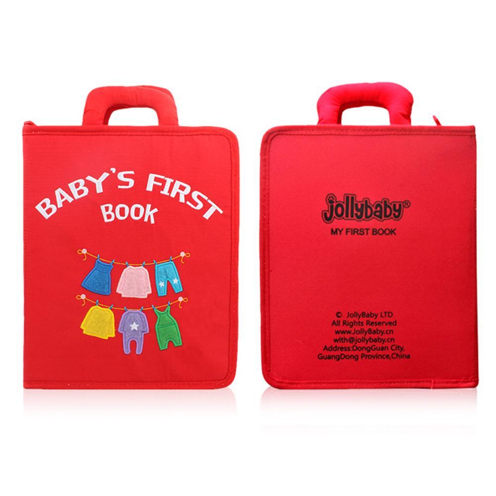 Fait à la main Montessori mon espace livre bébé éducation précoce premier calme feutre livre 26.5x22cm maman bricolage image livre feutre livre de bébé - 6