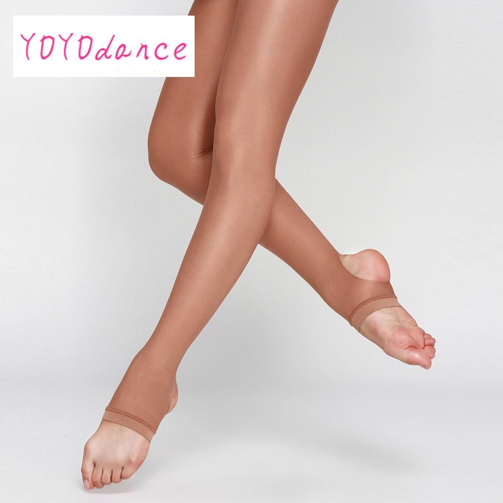 2020 New Women's Super Shiny Tights 40D Transparent Pantyhose Line Crotch Sexy Dance Nightclub Charming Brilliance Stocking