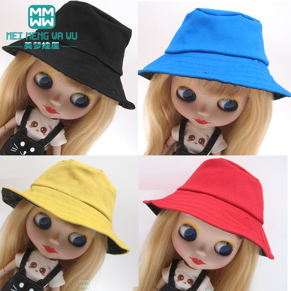 Blyth Doll Accessories Fashion Hats And Face Mask For Blyth Azone1/6 Doll
