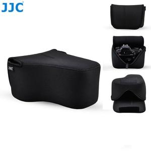 Image 1 - JJC Camera Case Pouch Bag for Canon EOS RP R Nikon Z7 Z6 Z50 Sony A7R IV A7R III A7S II Fuji Fujifilm X T3 X T2 X T1 XT3 XT2