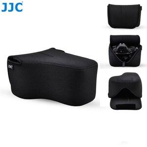 Image 1 - JJC etui na aparat etui torba dla Canon EOS RP R Nikon Z7 Z6 Z50 Sony A7R IV A7R III A7S II Fuji Fujifilm X T3 X T2 X T1 XT3 XT2