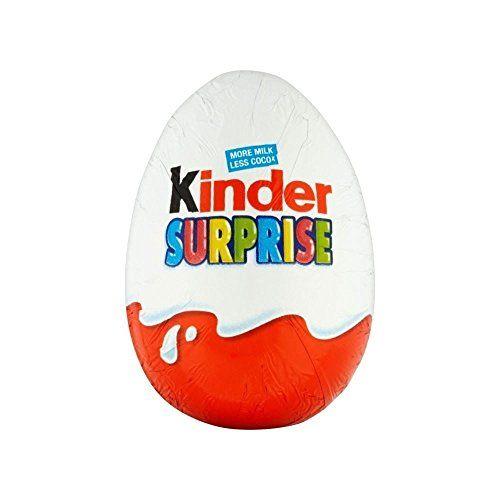 Kinder Surprise Chocolate Egg (20g) - Pack Of 2