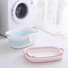Shower Bathtub Folding Bath-Accessories Safety Baby Portable Pet Storage-Basket Security