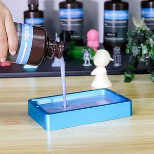 Image 5 - ANYCUBIC 3D Drucker Harz Universal 405nm Weiß Grau Schwarz Schnelle Aushärtung SLA Uv härtung Harz für LCD 3D Druck Wie photon S