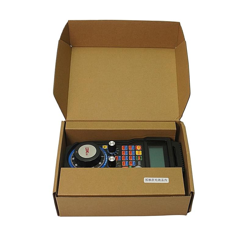 4 оси 6 осей беспроводной USB MACH3 MPG WHB04B 4 433 МГц электронный маховик с ЧПУ маховик - 6
