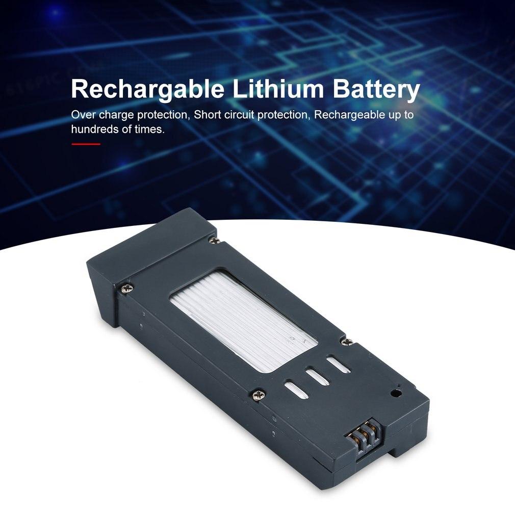 Перезаряжаемая литиевая/Li-po батарея для LX808 складной четырехосный самолет обновленный набор RC Дрон батарея модель самолета батарея