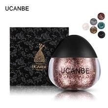 UCANBE Glitter Highlighter Makeup Sparkling CreamFace Body Hair Paint Paste Diamond Highlight Gel Metallic Festival Kit