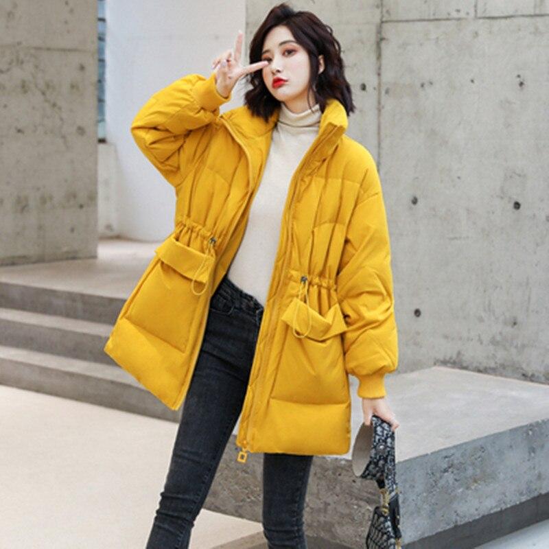 2020 New Korean Version   Down   Jacket Women warm jacket High-end Women's Parkas Plus Size   Coat   Fashion Winter   Down   Jacket