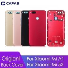 Xiaomi mi A1 裏表紙 xiaomi A1 背面電池カバー + カメラガラス + サイドキー交換スペアパーツ