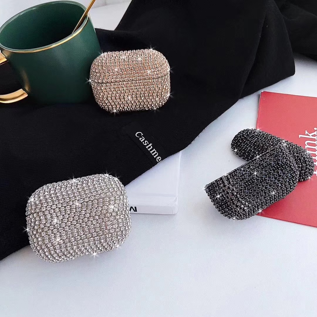 Glitter Bling Diamond Case for AirPods Pro 25