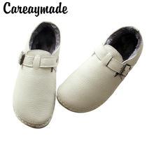 Оригинальные туфли careaymade в стиле ретро ручной работы mori