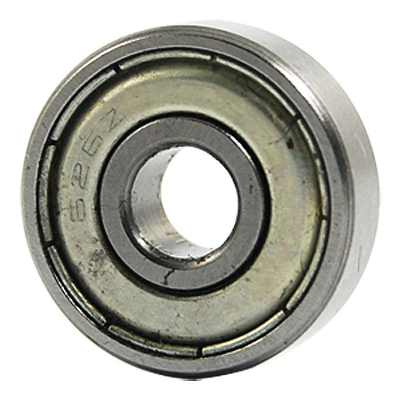 <font><b>626Z</b></font> double sealed ball <font><b>bearings</b></font> 6x19x6mm carbon steel Silver image