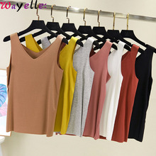 Sexy Knitted Top Summer Tank Top Women Camisole Blouse Casual Sleeveless V Neck Slim Tops Female T-shirt Vest Large Size summer women tank top 2019 casual v neck white tops women sexy lace patchwork beach top female camisole regata feminina vest top