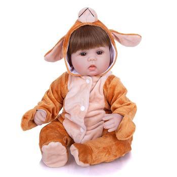 Кукла-младенец KEIUMI KUM17CB04-LW02 3