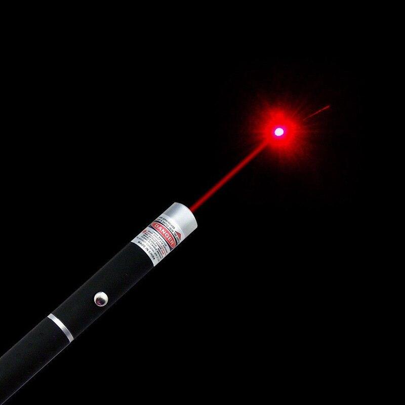 Puntero láser 5MW alta potencia rojo púrpura verde puntero láser Luz de haz Visible potente Medidor láser 530Nm 405Nm 650Nm