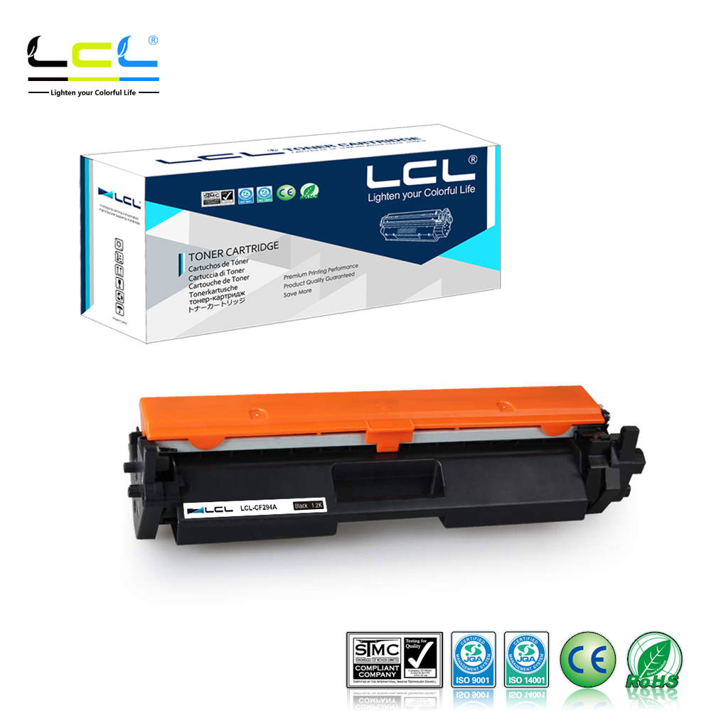 LCL 94A CF294A   (1-Pack Black) Toner Cartridge Compatible For HP LaserJet Pro M118dw MFP M148dw 148fdw