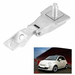 51964555 trwałe śruby zawiasów części zamienne klamka zestaw naprawczy samochodów Auto lewego prawego profesjonalne Rustproof dla Fiat 500 -