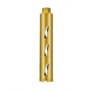 Алмазное сверло, перфоратор для бетонной трубы, сверло для установки для кондиционера, подачи воды и дренажа M22