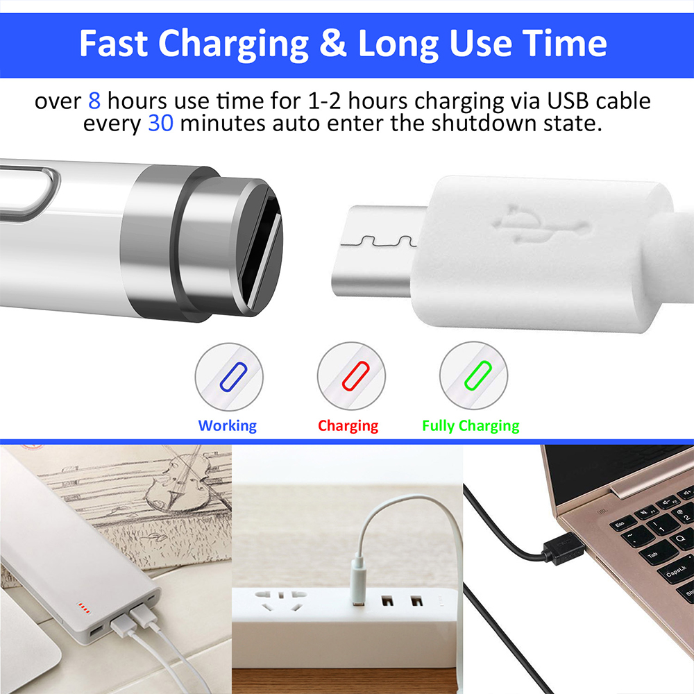 Universal Capacitive Stylus for IOS/Android 4