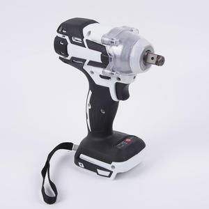 1280W Brushless Electric Hammer Cordless Drill 19800mAH 240 520NM Adjustable 0~3600 RPM 240 520NM Torque No charger&battery|Electric Wrenches| |  -