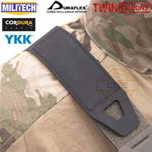 Image 5 - MILITECH TW FCSK 2.0 Advanced Slickster Mil Spec Plate Carrier With MFC 2.0 Main Pouch And Sub Abdominal Pouch Loadout Set Deal
