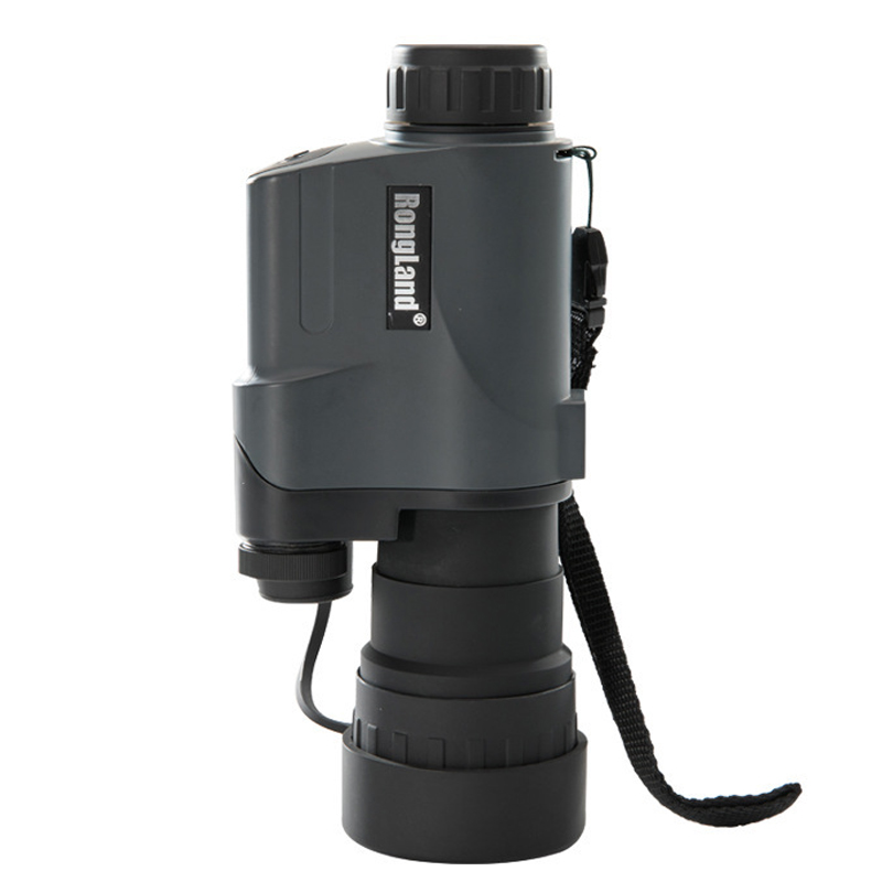 5X66 HD Hunting Infrared Digital Night Vision Monocular Telescope 5X40 Long Range Tactical Equipment Handheld Scope High Quality in Night Visions from Sports Entertainment