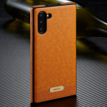 Galaxy S10 PU Leather Case