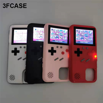 Playable Gameboy Case For iPhone Xr Case Retro Game boy Cover Console For iPhone 12 Mini 11 Pro Max X Xs Mx 6S 7 8 Plus SE 2020