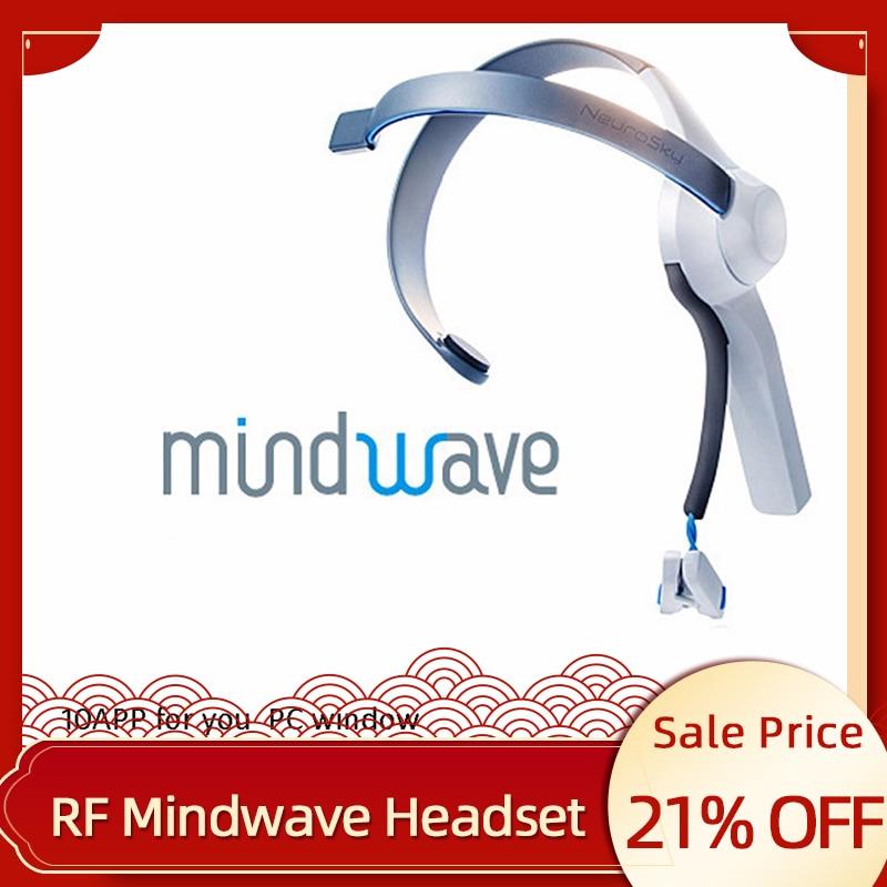 2019 Hot Sale Mindwave Headset International Rf Version Dry Electrode EEG Attention And Meditation Controller Neuro Feedback