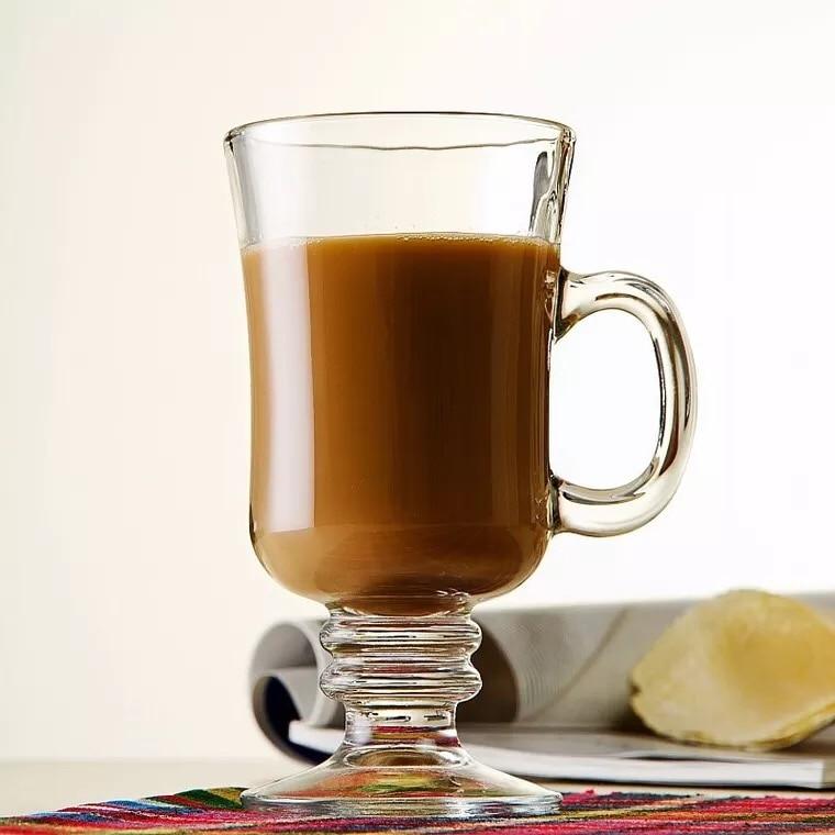 Irish coffee verre